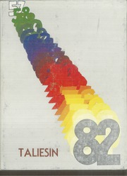 1982 Edition, North Shore High School - Taliesin Yearbook (Glen Head, NY)