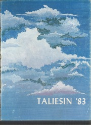 1983 Edition, North Shore High School - Taliesin Yearbook (Glen Head, NY)