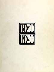 Page 1, 1970 Edition, Fox Lane High School - Fox Trails Yearbook (Bedford, NY) online yearbook collection