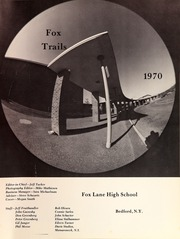 Page 5, 1970 Edition, Fox Lane High School - Fox Trails Yearbook (Bedford, NY) online yearbook collection