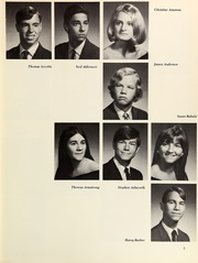 Page 9, 1970 Edition, Fox Lane High School - Fox Trails Yearbook (Bedford, NY) online yearbook collection
