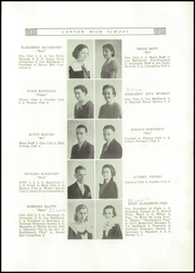 Page 13, 1936 Edition, Canton Williams High School - Algonquin Yearbook (Canton, NY) online yearbook collection