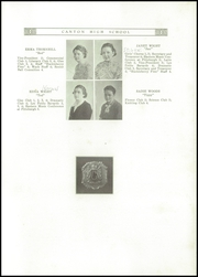 Page 15, 1936 Edition, Canton Williams High School - Algonquin Yearbook (Canton, NY) online yearbook collection