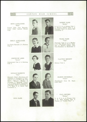 Page 9, 1936 Edition, Canton Williams High School - Algonquin Yearbook (Canton, NY) online yearbook collection