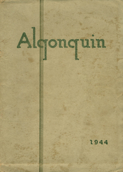 Page 1, 1944 Edition, Canton Williams High School - Algonquin Yearbook (Canton, NY) online yearbook collection