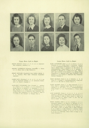 Page 10, 1944 Edition, Canton Williams High School - Algonquin Yearbook (Canton, NY) online yearbook collection