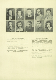 Page 12, 1944 Edition, Canton Williams High School - Algonquin Yearbook (Canton, NY) online yearbook collection