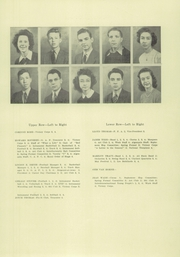 Page 13, 1944 Edition, Canton Williams High School - Algonquin Yearbook (Canton, NY) online yearbook collection