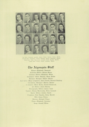 Page 5, 1944 Edition, Canton Williams High School - Algonquin Yearbook (Canton, NY) online yearbook collection