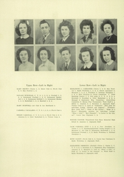 Page 8, 1944 Edition, Canton Williams High School - Algonquin Yearbook (Canton, NY) online yearbook collection