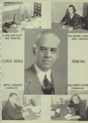 Page 7, 1940 Edition, Marshall High School - John Quill Yearbook (Rochester, NY) online yearbook collection