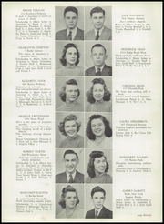 Page 17, 1943 Edition, Marshall High School - John Quill Yearbook (Rochester, NY) online yearbook collection