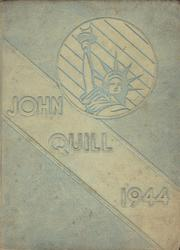 Page 1, 1944 Edition, Marshall High School - John Quill Yearbook (Rochester, NY) online yearbook collection
