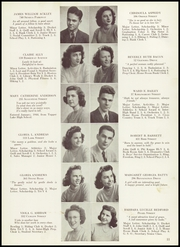 Page 15, 1944 Edition, Marshall High School - John Quill Yearbook (Rochester, NY) online yearbook collection