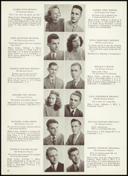 Page 16, 1944 Edition, Marshall High School - John Quill Yearbook (Rochester, NY) online yearbook collection
