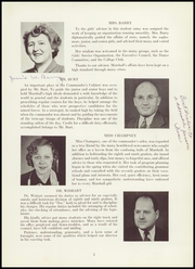 Page 9, 1944 Edition, Marshall High School - John Quill Yearbook (Rochester, NY) online yearbook collection