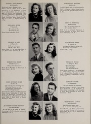 Page 17, 1947 Edition, Marshall High School - John Quill Yearbook (Rochester, NY) online yearbook collection