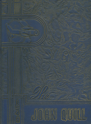 1948 Edition, Marshall High School - John Quill Yearbook (Rochester, NY)