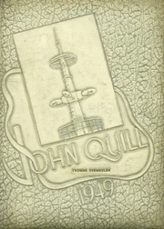 1949 Edition, Marshall High School - John Quill Yearbook (Rochester, NY)