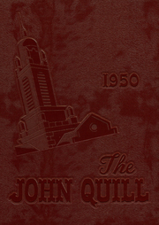 1950 Edition, Marshall High School - John Quill Yearbook (Rochester, NY)