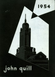 1954 Edition, Marshall High School - John Quill Yearbook (Rochester, NY)