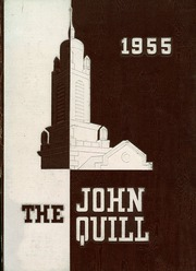 1955 Edition, Marshall High School - John Quill Yearbook (Rochester, NY)