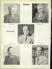 Page 10, 1955 Edition, Marshall High School - John Quill Yearbook (Rochester, NY) online yearbook collection