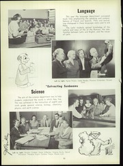 Page 14, 1955 Edition, Marshall High School - John Quill Yearbook (Rochester, NY) online yearbook collection