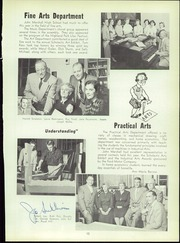 Page 17, 1955 Edition, Marshall High School - John Quill Yearbook (Rochester, NY) online yearbook collection