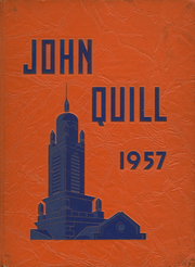 1957 Edition, Marshall High School - John Quill Yearbook (Rochester, NY)