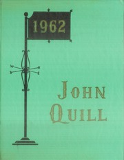 1962 Edition, Marshall High School - John Quill Yearbook (Rochester, NY)
