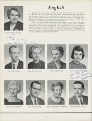 Page 12, 1962 Edition, Marshall High School - John Quill Yearbook (Rochester, NY) online yearbook collection