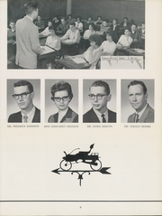 Page 13, 1962 Edition, Marshall High School - John Quill Yearbook (Rochester, NY) online yearbook collection