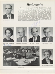 Page 14, 1962 Edition, Marshall High School - John Quill Yearbook (Rochester, NY) online yearbook collection