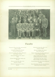 Page 12, 1934 Edition, Scarsdale High School - Bandersnatch Yearbook (Scarsdale, NY) online yearbook collection
