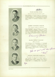 Page 16, 1934 Edition, Scarsdale High School - Bandersnatch Yearbook (Scarsdale, NY) online yearbook collection