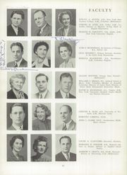 Page 14, 1949 Edition, Scarsdale High School - Bandersnatch Yearbook (Scarsdale, NY) online yearbook collection