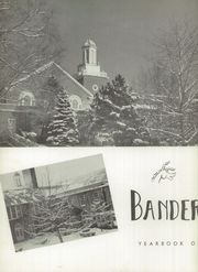 Page 6, 1949 Edition, Scarsdale High School - Bandersnatch Yearbook (Scarsdale, NY) online yearbook collection