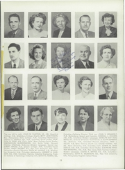 Page 17, 1950 Edition, Scarsdale High School - Bandersnatch Yearbook (Scarsdale, NY) online yearbook collection