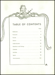Page 11, 1951 Edition, Scarsdale High School - Bandersnatch Yearbook (Scarsdale, NY) online yearbook collection