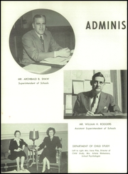 Page 14, 1951 Edition, Scarsdale High School - Bandersnatch Yearbook (Scarsdale, NY) online yearbook collection