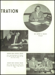 Page 15, 1951 Edition, Scarsdale High School - Bandersnatch Yearbook (Scarsdale, NY) online yearbook collection