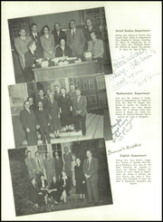 Page 16, 1951 Edition, Scarsdale High School - Bandersnatch Yearbook (Scarsdale, NY) online yearbook collection