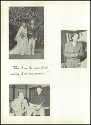 Page 10, 1956 Edition, Scarsdale High School - Bandersnatch Yearbook (Scarsdale, NY) online yearbook collection