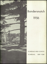 Page 7, 1956 Edition, Scarsdale High School - Bandersnatch Yearbook (Scarsdale, NY) online yearbook collection