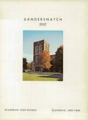 Page 5, 1957 Edition, Scarsdale High School - Bandersnatch Yearbook (Scarsdale, NY) online yearbook collection