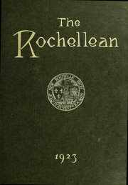 New Rochelle High School - Rochellean Yearbook (New Rochelle, NY) online yearbook collection, 1923 Edition, Page 1