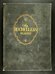 New Rochelle High School - Rochellean Yearbook (New Rochelle, NY) online yearbook collection, 1925 Edition, Page 1
