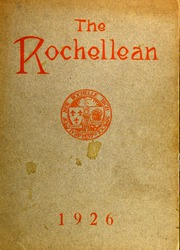 1926 Edition, New Rochelle High School - Rochellean Yearbook (New Rochelle, NY)