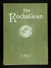 New Rochelle High School - Rochellean Yearbook (New Rochelle, NY) online yearbook collection, 1927 Edition, Page 1